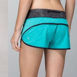 Lululemon Run: Speed Short *4-way Stretch Size 10